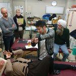 海外で活躍するトレーナーに股関節の治療について解説