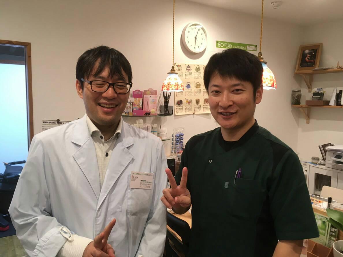 難病治療で有名な冨田先生と